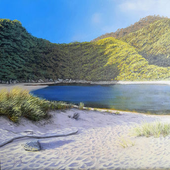 Sands by Kohaihai River