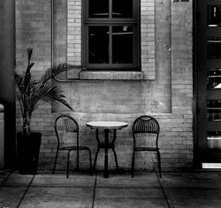 Table and Chairs San Francisco_