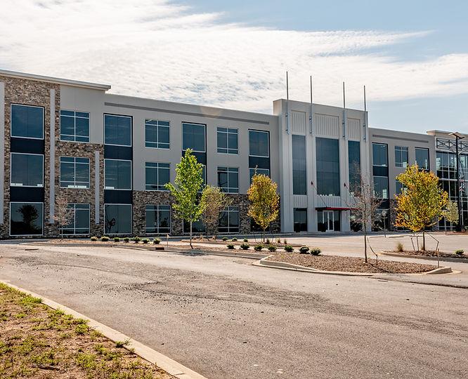 BW Building Photo of new Dodge headquarters