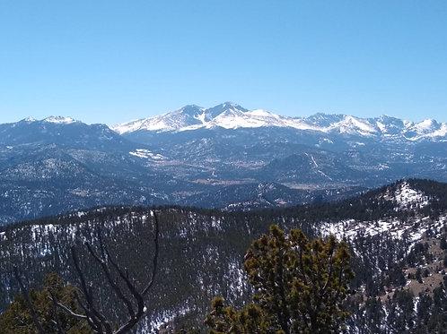 Colorado Nature and Yoga Retreat - Sign up Deposit