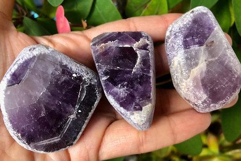 Amethyst Seer Stones