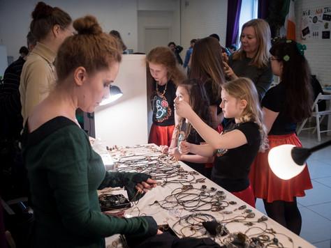 """Школа ирландских танцев """"Hibernia"""" отметила день Святого Патрика - фотоотчет"""