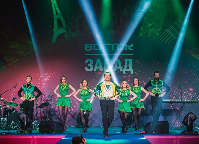 Ирландские танцы на Новогодний корпоратив