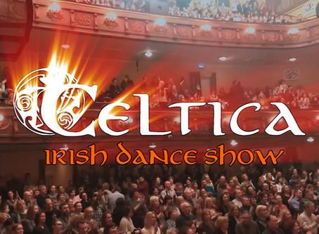 Ирландскому шоу Celtica - 1 год!