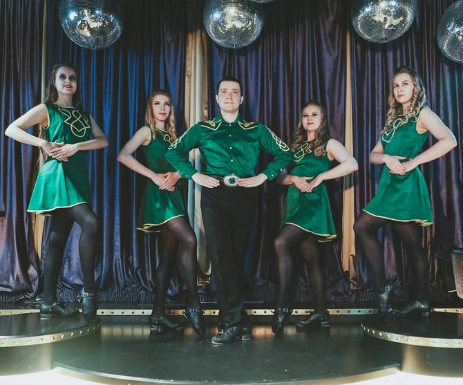 Ирландские танцы с выгодой!