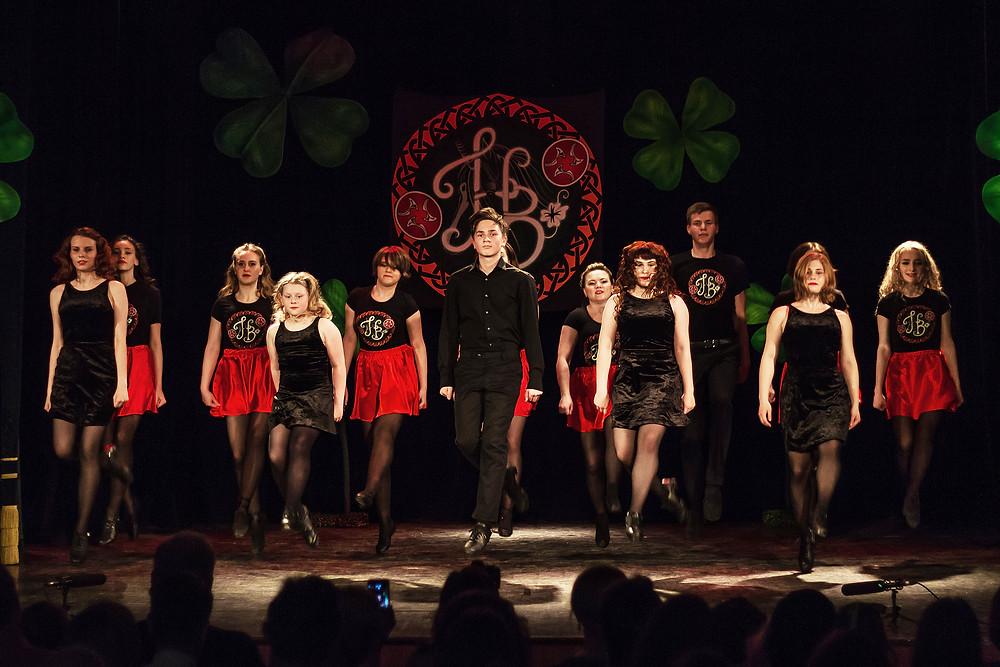 Ирландские танцы школа Hibernia