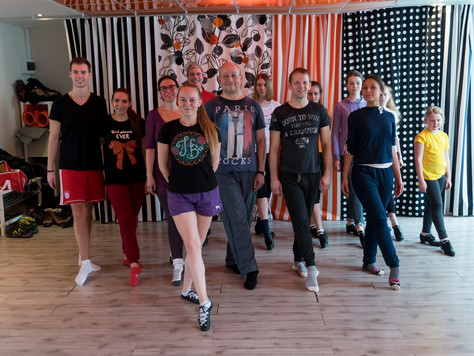 Открытые уроки по ирландским танцам 10-15 октября!