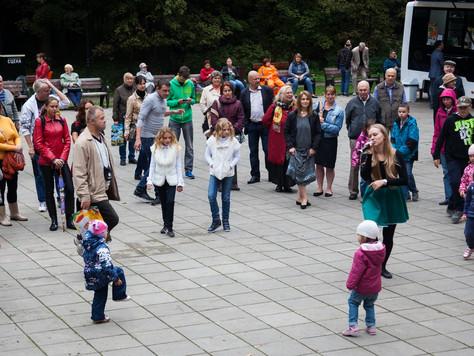 Бесплатные открытые уроки по ирландским танцам! 4 и 5 сентября