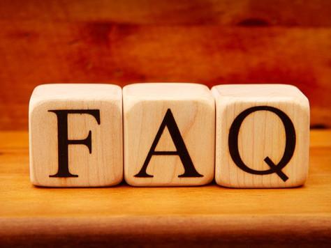 Теперь ответы на наиболее часто задаваемые вопросы в одном месте!