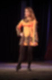"""Оспина Алена Михайловна, преподаватель в школе ирландских танцев """"Hibernia"""", Москва.  Хореограф, профессиональный ирландский танцор."""