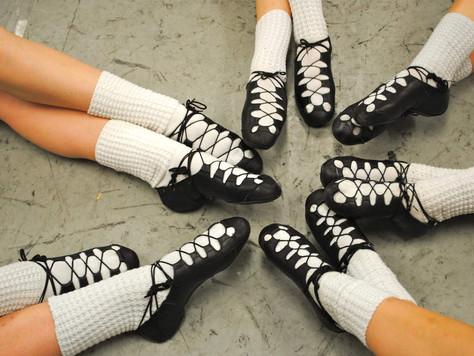 Открытые уроки по ирландским танцам для взрослых и детей