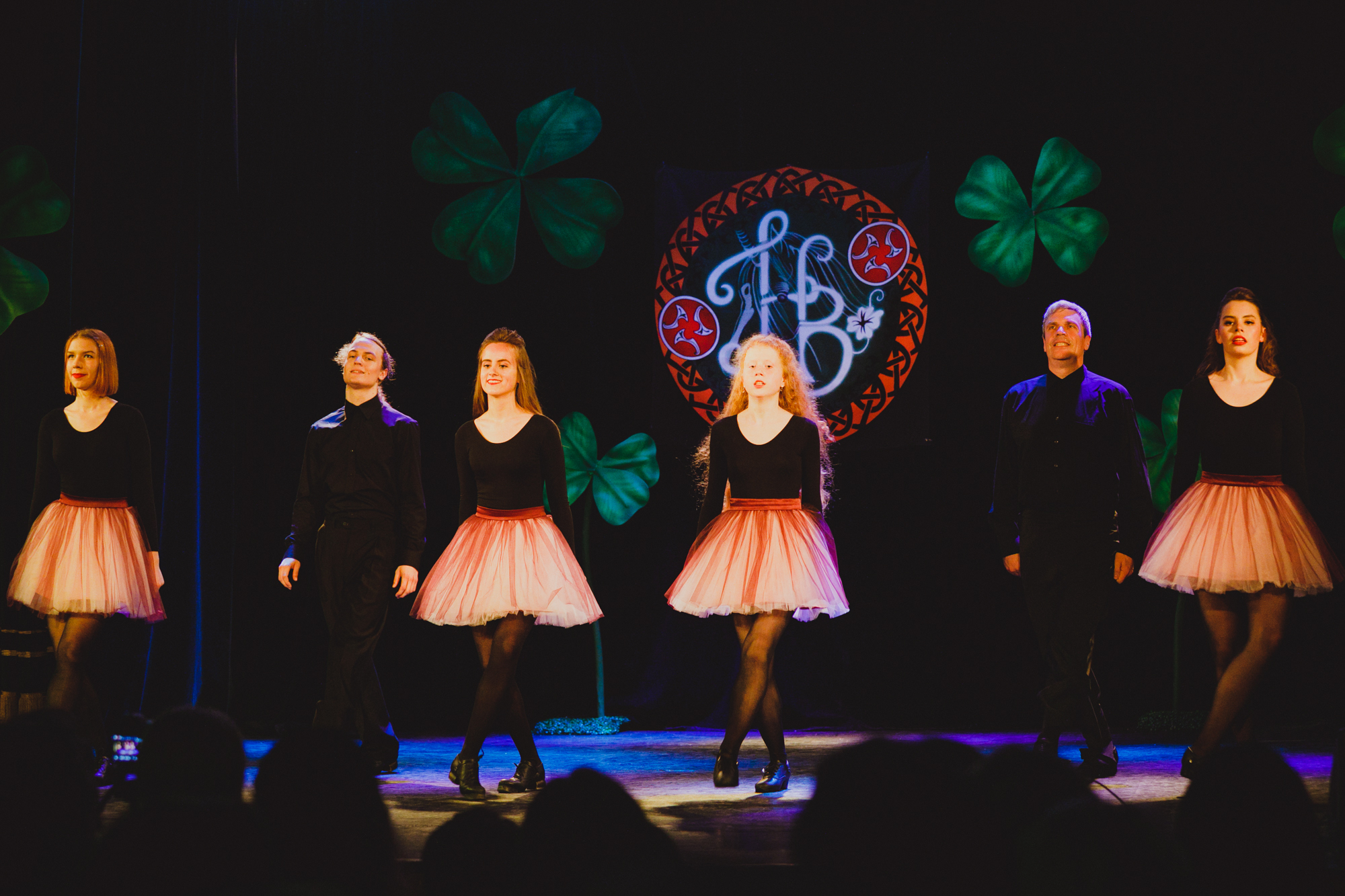 Hibernia Irish dance school