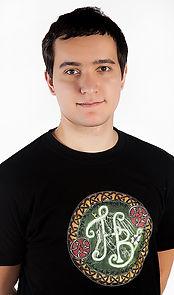 """Оспин Сергей Андреевич, основатель школы ирландских танцев """"Hibernia"""", Москва. Хореограф, преподаватель, профессиональный ирландский танцор."""