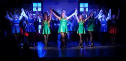 Школа ирландских танцев Hibernia
