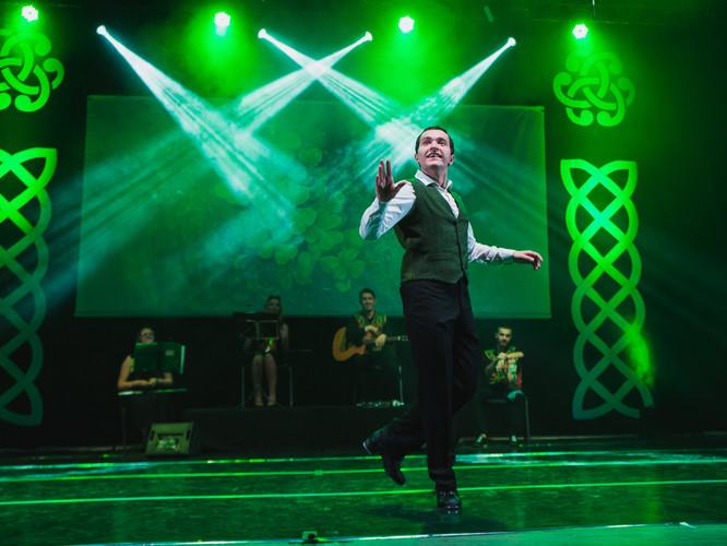 Ирландское шоу Celtica
