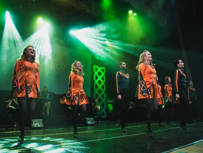 """Ирландское шоу """"Celtica"""" от создателей iDance Irish dance show"""