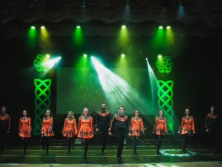 Приветствуем на официальном сайте ирландского танцевального шоу Celtica!
