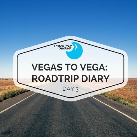 VEGAS TO VEGA: Las Vegas