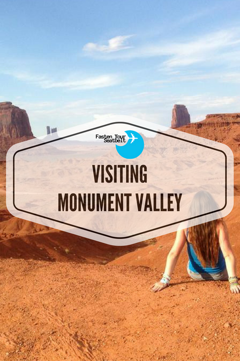 A Day In Monument Valley