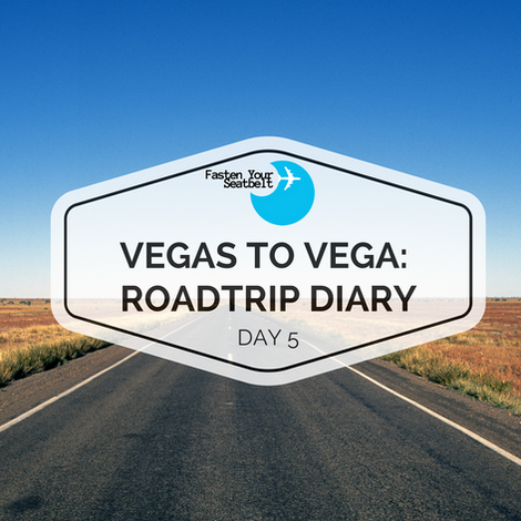 VEGAS TO VEGA: Hitting The Road