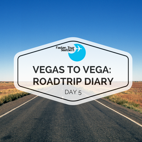 VEGAS TO VEGA: Hitting The Road