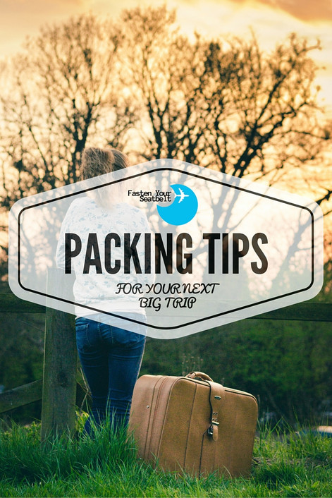 My Guide To Packing Like A Pro...