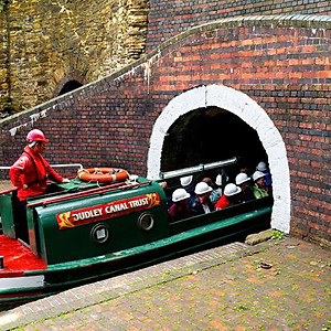 Dudley Canal Cruise