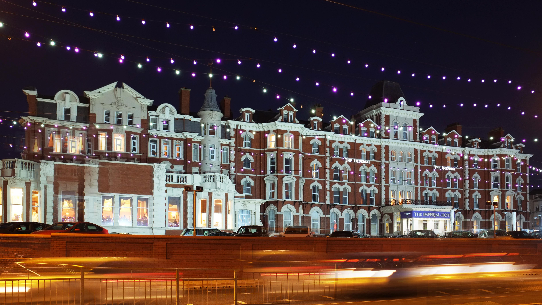 02 Imperial Blackpool Night Shot