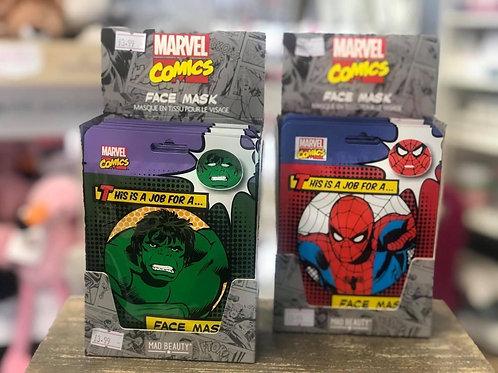 Incredible Hulk, Face Mask