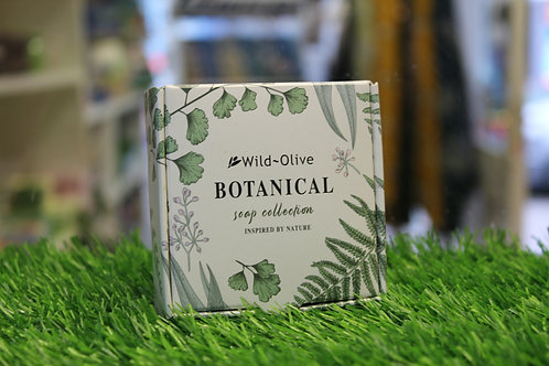 Botanical Soap Collection - 4 Soaps