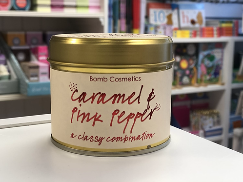 Caramel & Pink pepper, Candle