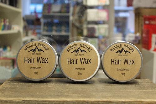 Hair Wax - 3 Scents