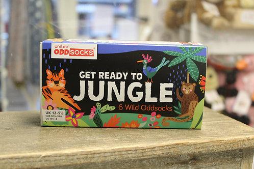 Get ready to Jungle, Odd Socks