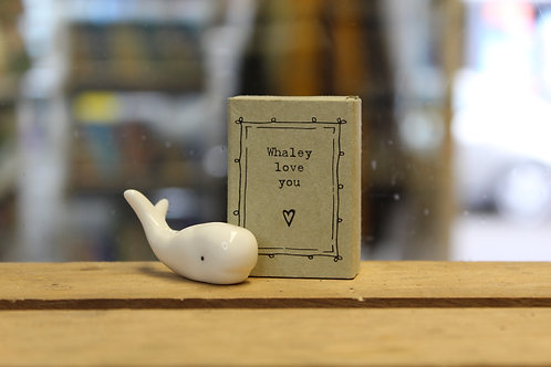 Whaley Love you - Matchbox