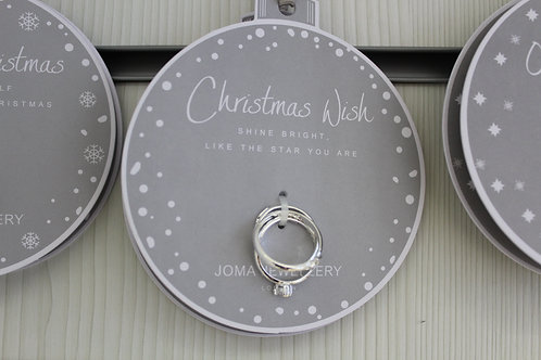 Christmas Wish, Ring Bauble