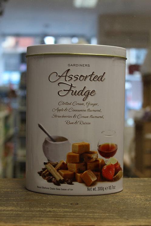 Assorted Fudge