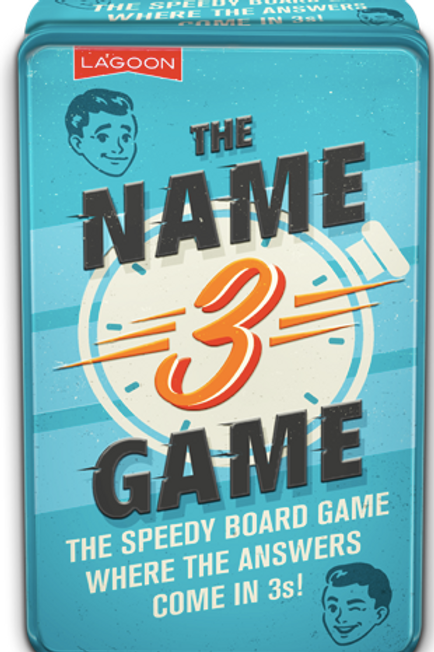 The Name 3 Game.
