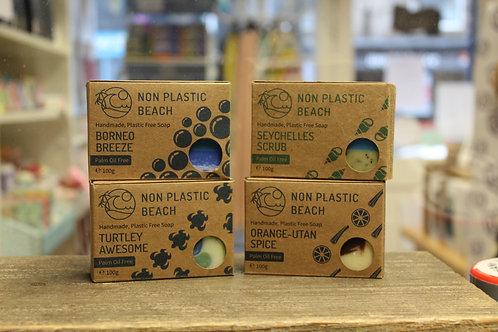 Non Plastic Beach, 100g Soaps