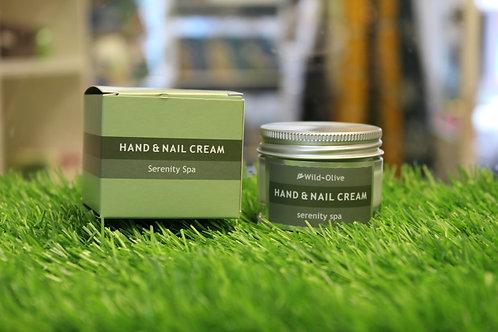 Serenity Spa - Hand Cream