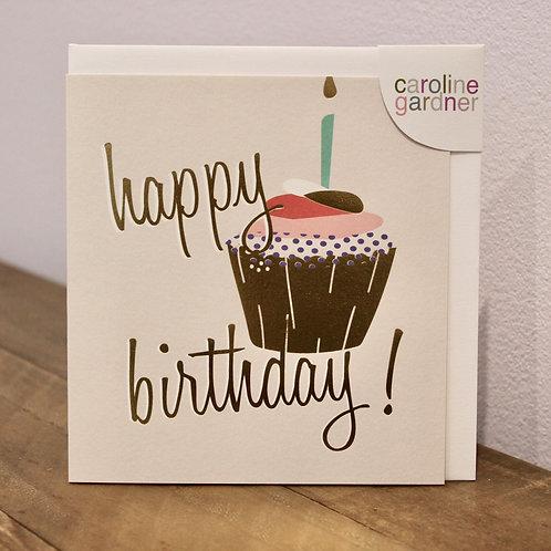 Happy Birthday! , Cake... Birthday Card