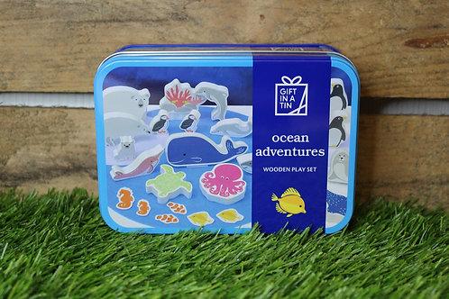 Ocean Adventures, Wooden Play set