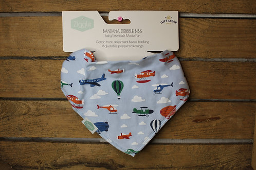 Planes, Balloons and Helicopters, Bib