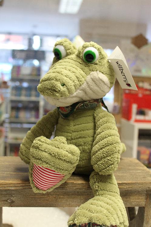 Mr Croc, Wilberry Friends