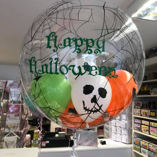 Limited edition, Halloween balloon