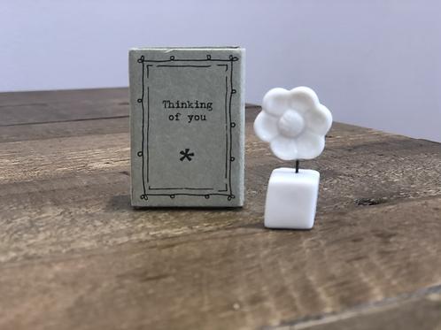 Thinking of you - Matchbox