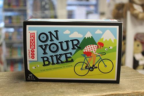On your Bike, Odd Socks