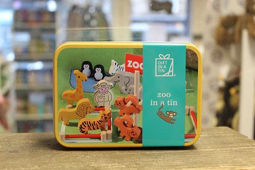 Zoo in a tin