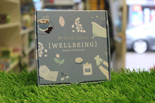 Wellbeing Soap Collection - 9 Soaps
