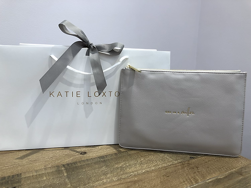 One in a million, Light Grey Pouch