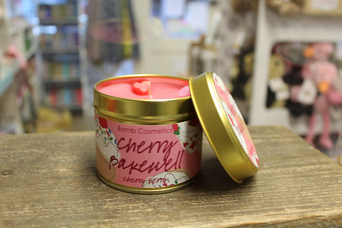 Cherry Bakewell, Tinned Candle